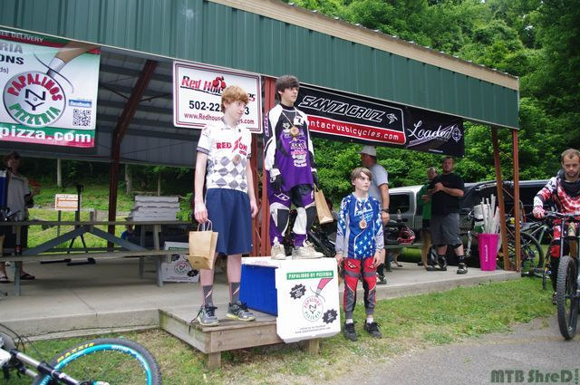 JuniorPodium